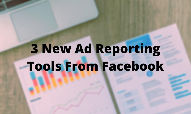 Facebook Ad Reporting