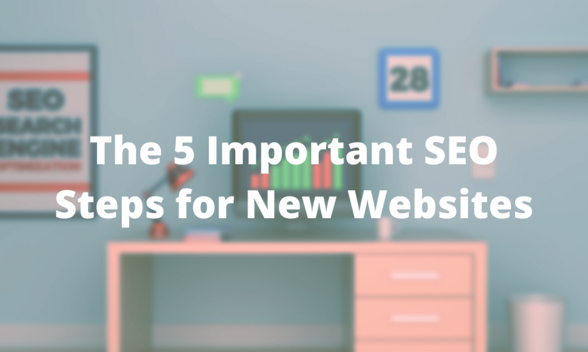 5 important steps for SEO